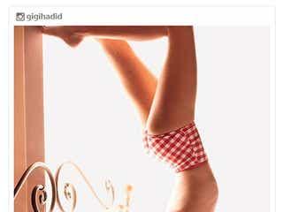 ジジ・ハディッド&元1Dゼイン「VOGUE」で熱烈キスショット披露 甘いバカンスを満喫