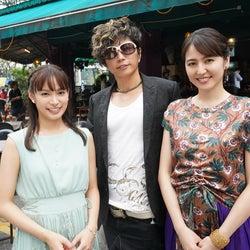 """GACKT「コンフィデンスマンJP」シークレットゲスト出演が判明 """"謎の男""""で登場"""